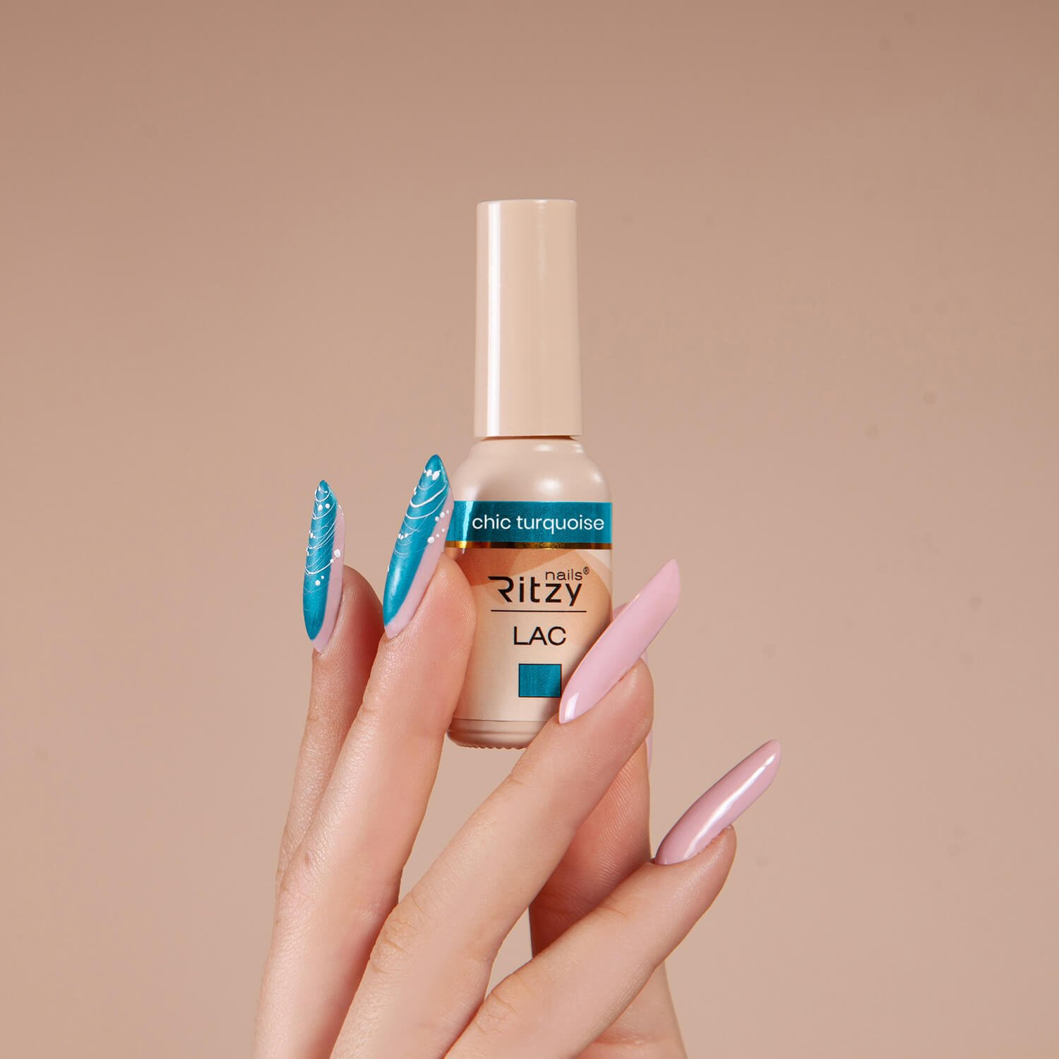 Chic Turquoise Ritzy LAC