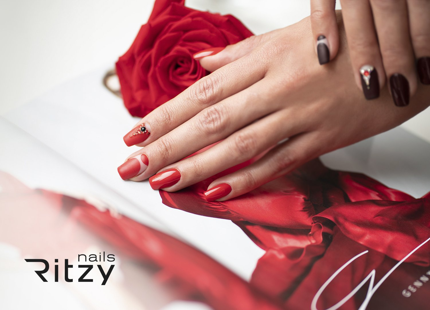 In Style Red Collection
