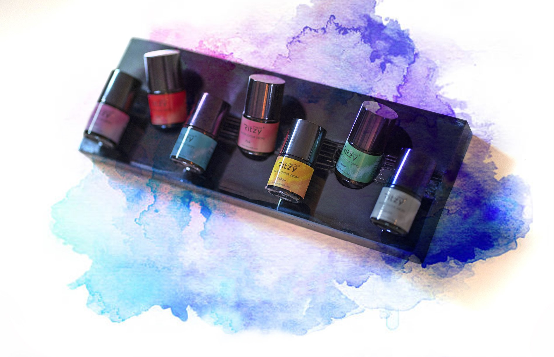 Ritzy Watercolors Collection
